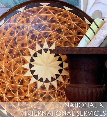 National & International Services