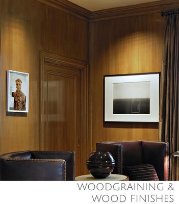 Woodgraining and Wood Finishes
