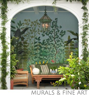 Murals and Fine Art